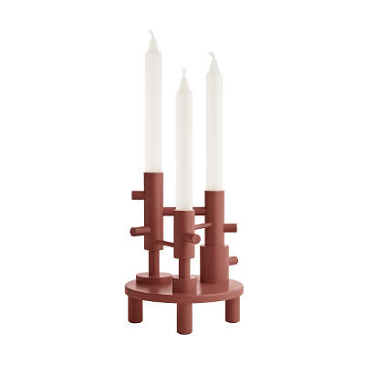 8392_Objects - Candleholder large