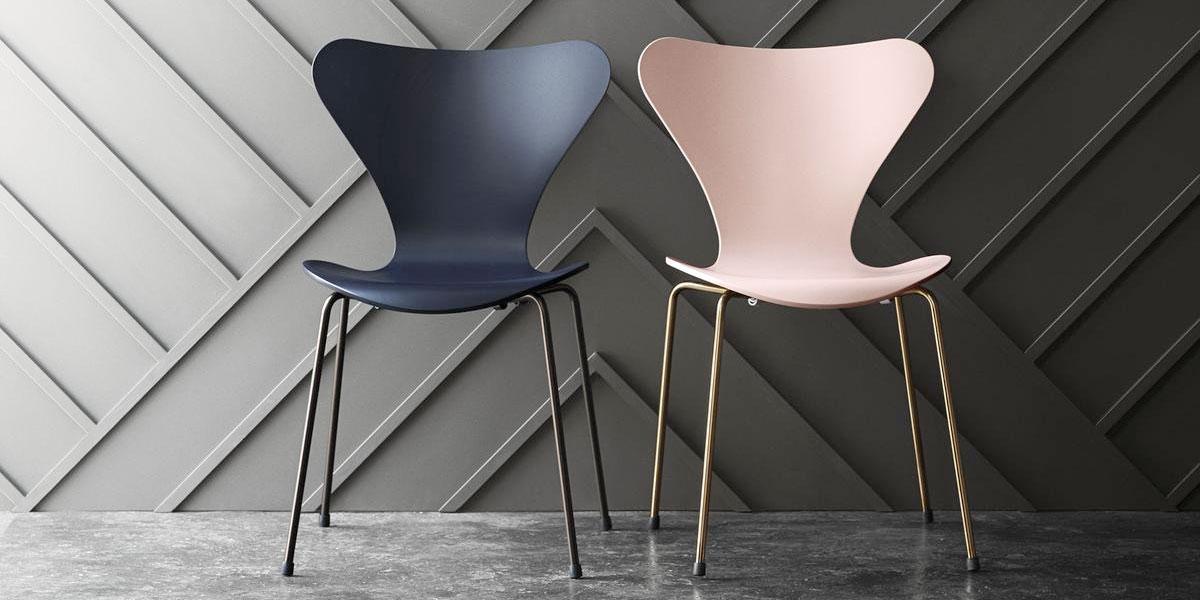 Arne Jacobsen's vlinderstoel: 60 years in perfect shape