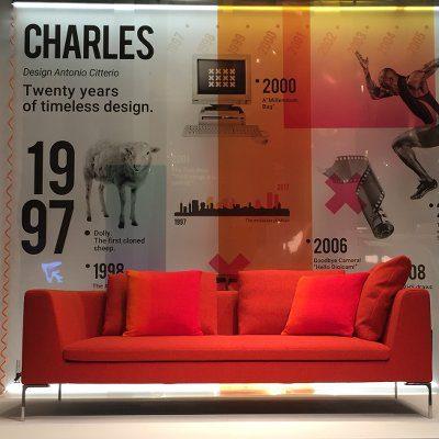 Charles B&B Italia