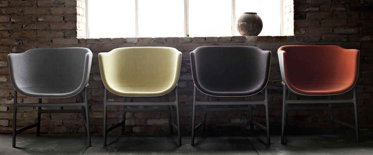 Fritz Hansen minuscule stoel
