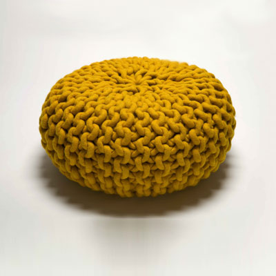 Urchin Pouf