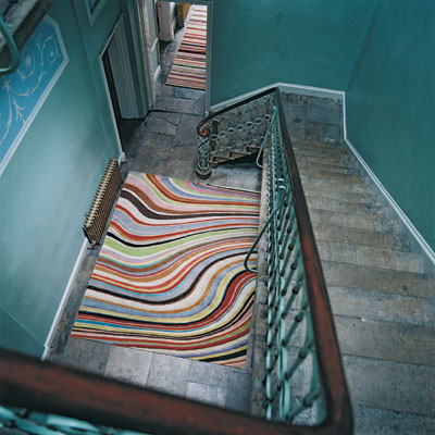The Rug Company Paul Smith Swirl