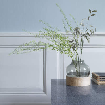 Fritz Hansen Objects Low Vase