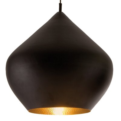 Tom Dixon Beat Light Stout Black