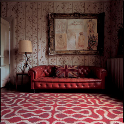 The Rug Company Vivienne Westwood